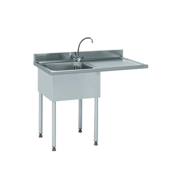 tournus quipement anglais 1 press drawn sinks. Black Bedroom Furniture Sets. Home Design Ideas