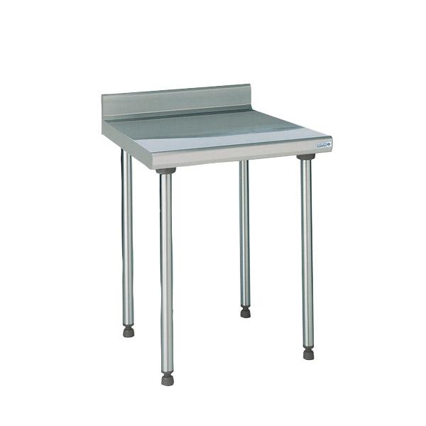 Tournus quipement anglais 1 stainless steel tables - Table inox pliante ...