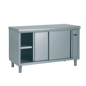 tournus equipement nos meubles inox chauffant. Black Bedroom Furniture Sets. Home Design Ideas