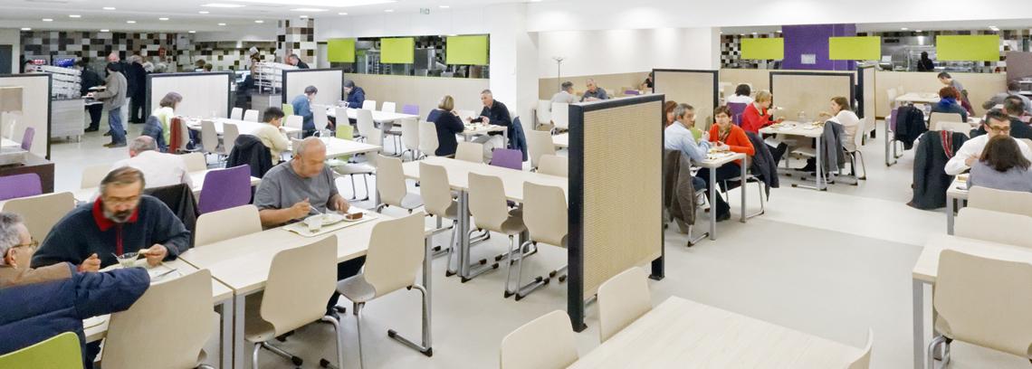 Tournus equipement mobilier restauration collective for Dejeuner entre collegues